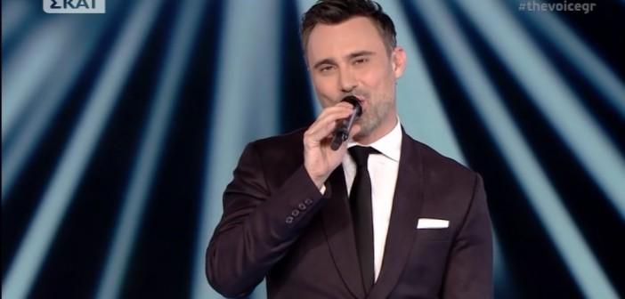 The Voice: Νικητής για δεύτερη φορά ο Μαραβέγιας