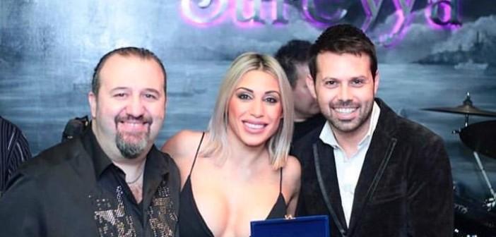 Μαρία Καρλακη: Βραβεύτηκε στην Κωνσταντινούπολη για την επιτυχία του YAREM